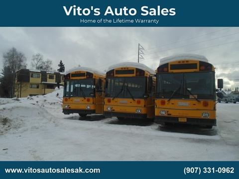 1999 Thomas Built Buses Saf-T-Liner MVP ER for sale in Anchorage, AK