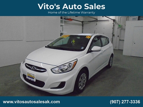 2017 Hyundai Accent for sale in Anchorage, AK
