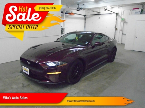 2018 Ford Mustang for sale in Anchorage, AK