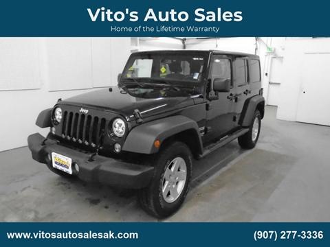 SUV For Sale in Anchorage, AK - Vito's Auto Sales