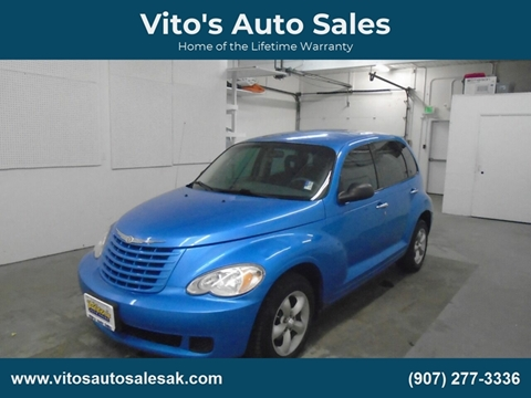 2008 Chrysler PT Cruiser for sale at Vito's Auto Sales in Anchorage AK