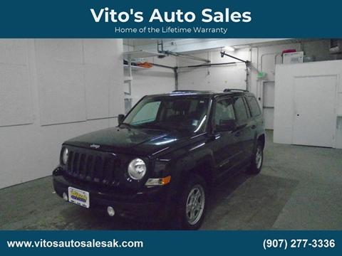 2016 Jeep Patriot Sport for sale at Vito's Auto Sales in Anchorage AK