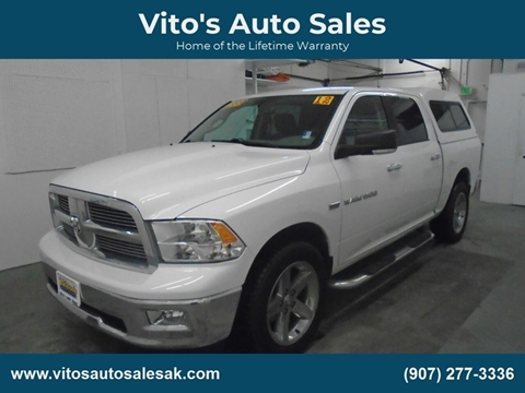 2012 RAM Ram Pickup 1500 SLT for sale at Vito's Auto Sales in Anchorage AK