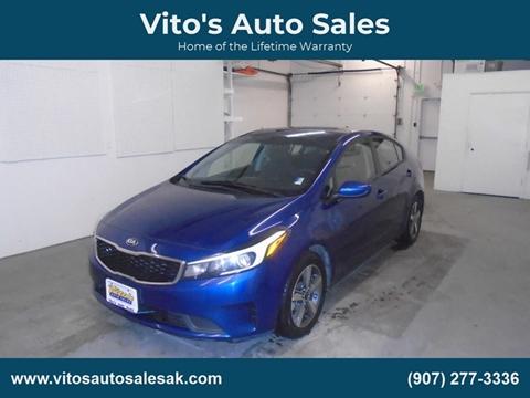 2018 Kia Forte LX for sale at Vito's Auto Sales in Anchorage AK
