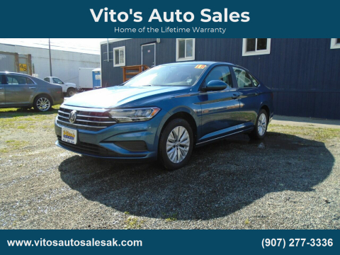 2019 Volkswagen Jetta for sale at Vito's Auto Sales in Anchorage AK