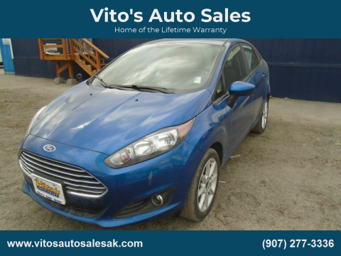 2019 Ford Fiesta for sale at Vito's Auto Sales in Anchorage AK