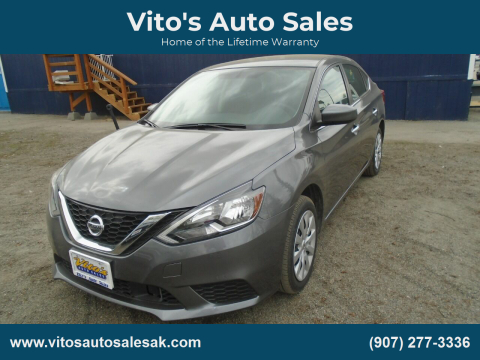 2019 Nissan Sentra for sale at Vito's Auto Sales in Anchorage AK