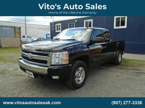 2011 Chevrolet Silverado 1500 for sale at Vito's Auto Sales in Anchorage AK