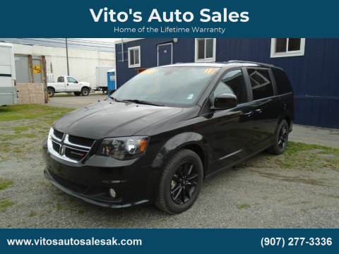 2019 Dodge Grand Caravan for sale at Vito's Auto Sales in Anchorage AK