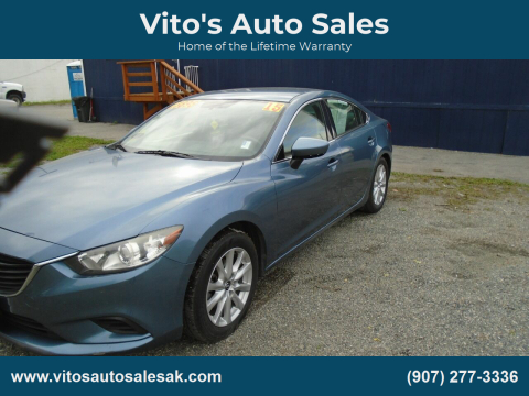 2015 Mazda MAZDA6 for sale at Vito's Auto Sales in Anchorage AK