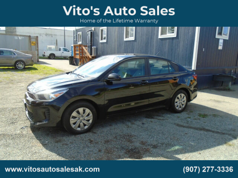 2018 Kia Rio for sale at Vito's Auto Sales in Anchorage AK
