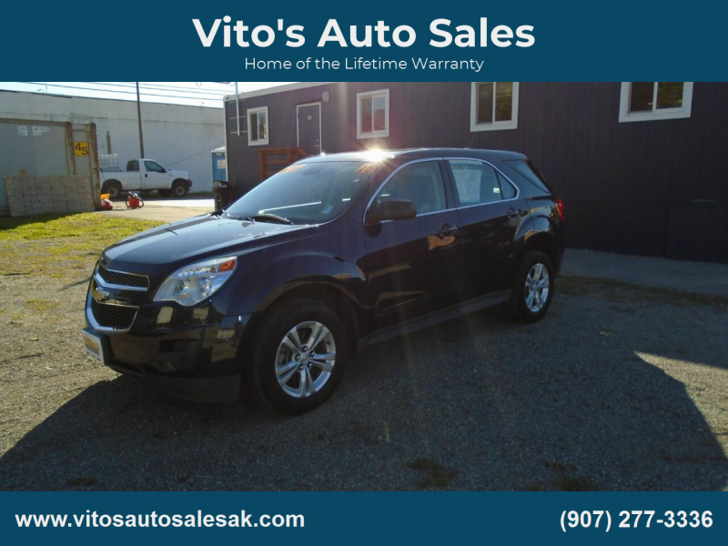 2015 Chevrolet Equinox for sale at Vito's Auto Sales in Anchorage AK