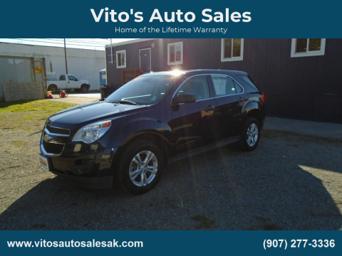 2015 Chevrolet Equinox for sale at Vito's Auto Sales in Anchorage AK