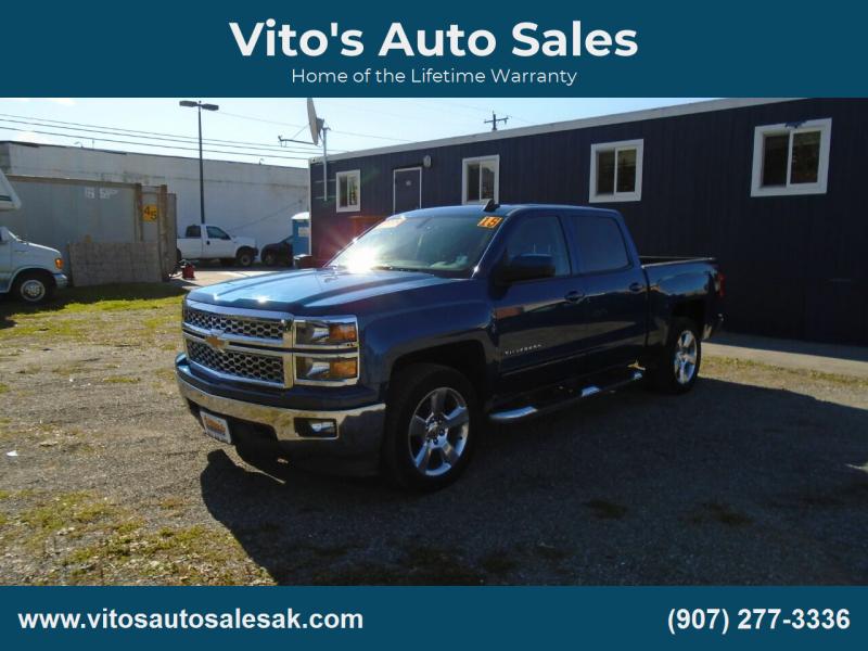 2015 Chevrolet Silverado 1500 for sale at Vito's Auto Sales in Anchorage AK