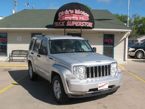 2011 Jeep Liberty for sale in Grand Island, NE