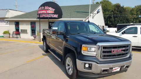 2015 GMC Sierra 1500 for sale at DICK'S MOTOR CO INC in Grand Island NE