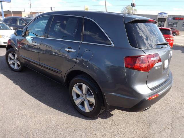 2011 Acura MDX SH-AWD 4dr SUV w/Technology Package - Denver CO