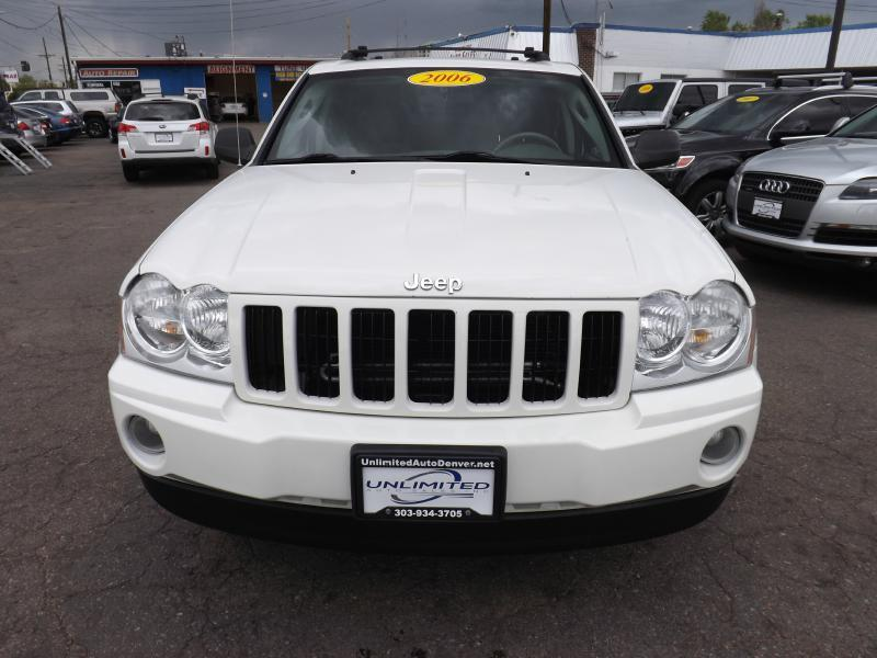 2006 Jeep Grand Cherokee Laredo 4dr SUV 4WD w/ Front Side Airbags - Denver CO