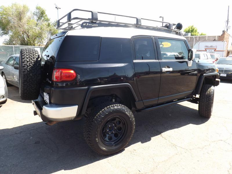 2007 Toyota FJ Cruiser 4dr SUV 4WD (4L V6 5A) - Denver CO