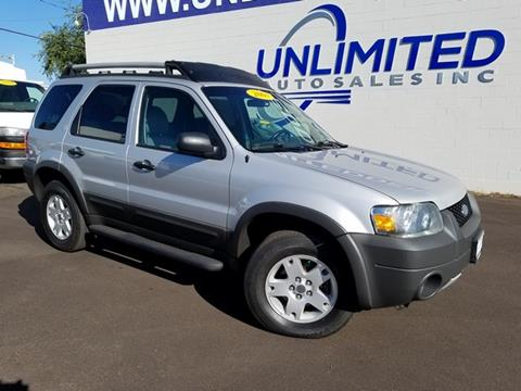 2005 Ford Escape for sale in Denver, CO