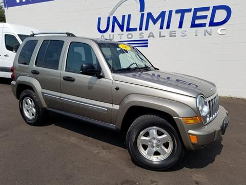 2005 Jeep Liberty for sale in Denver, CO