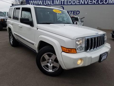 2010 Jeep Commander for sale in Denver, CO