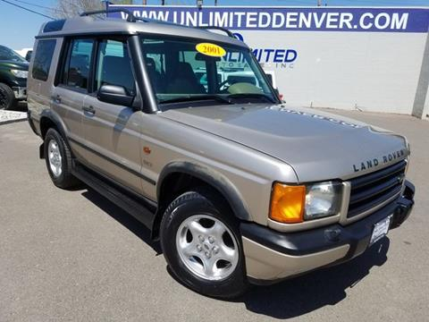 2001 Land Rover Discovery Series II for sale in Denver, CO