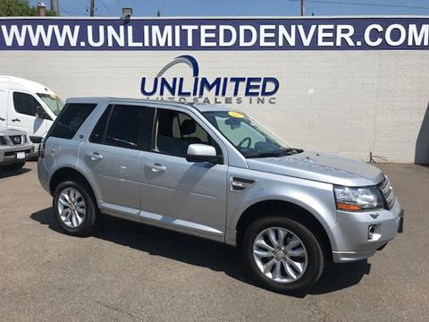 2015 Land Rover LR2 for sale in Denver, CO