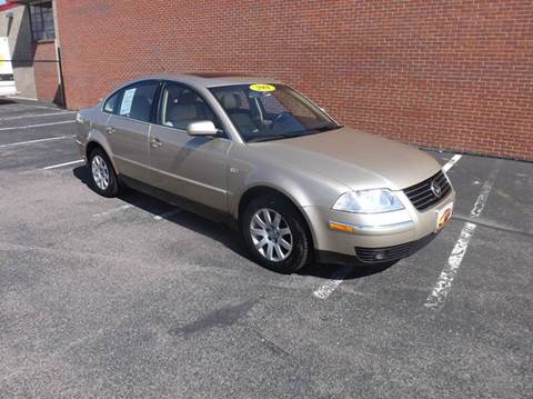 2001 Volkswagen Passat for sale at Unlimited Auto Sales in Denver CO