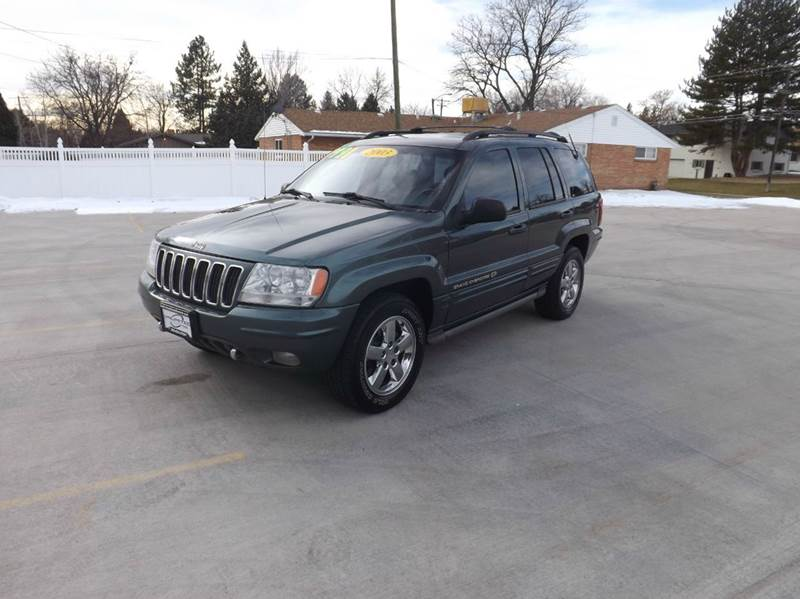 2003 jeep grand cherokee overland 4wd 4dr suv in denver co. Black Bedroom Furniture Sets. Home Design Ideas