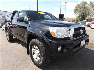 2011 Toyota Tacoma for sale at Unlimited Auto Sales in Denver CO