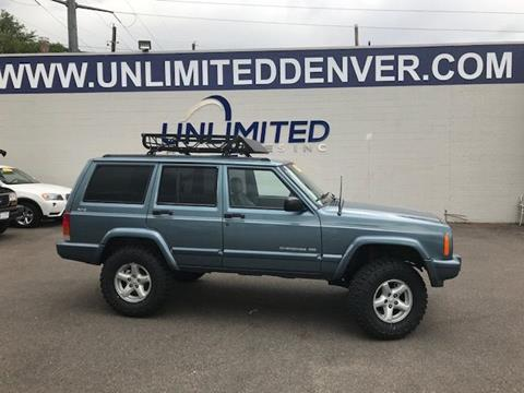 1998 Jeep Cherokee for sale in Denver, CO