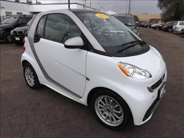 2013 Smart fortwo for sale in Denver, CO