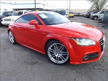 2012 Audi TT for sale in Denver, CO
