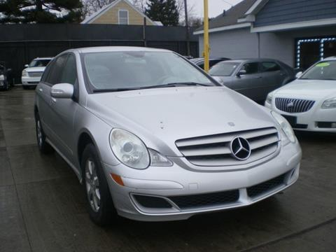 2006 mercedes benz r class for sale in michigan for 2006 mercedes benz r class for sale