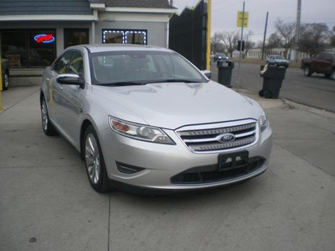 used 2011 ford taurus for sale in detroit mi. Black Bedroom Furniture Sets. Home Design Ideas