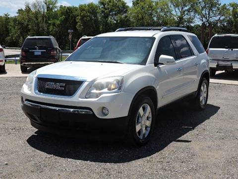 2009 GMC Acadia for sale in Wylie, TX