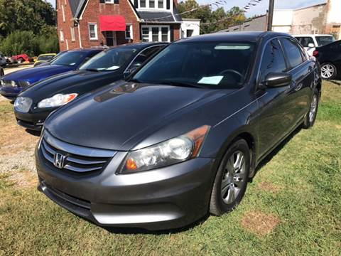 2011 Honda Accord for sale in High Point, NC