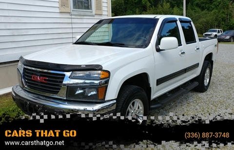 2010 GMC Canyon for sale in High Point, NC