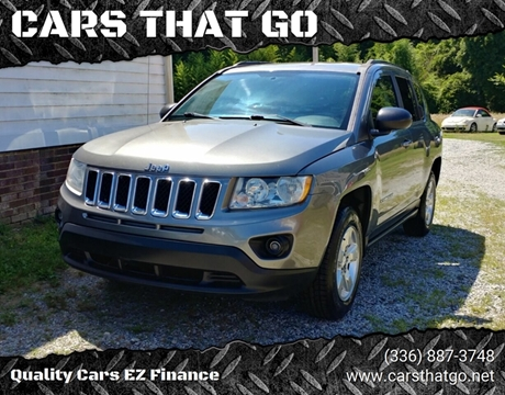 2013 Jeep Compass for sale in High Point, NC