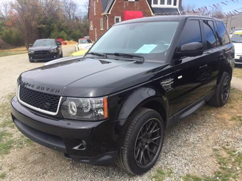 2013 Land Rover Range Rover Sport for sale in High Point, NC
