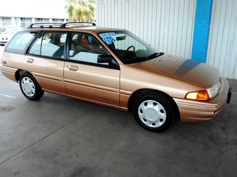 Escorts El Paso Tx >> 1994 Ford Escort For Sale In Tucson Az