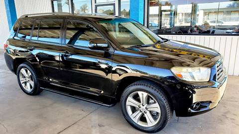 2009 Toyota Highlander for sale in Tucson, AZ