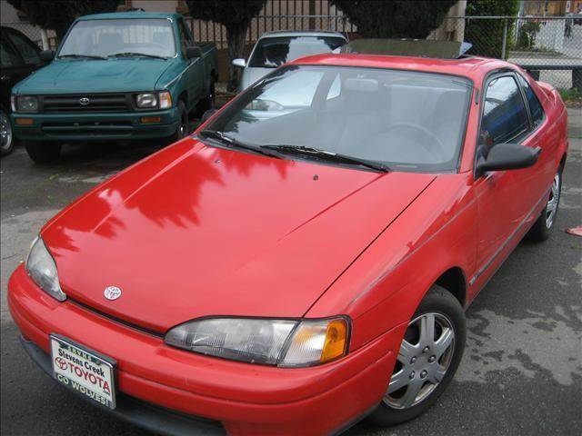 1993 Toyota Paseo for sale at CITY MOTOR SALES in San Francisco CA