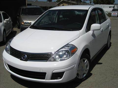2011 Nissan Versa for sale at CITY MOTOR SALES in San Francisco CA
