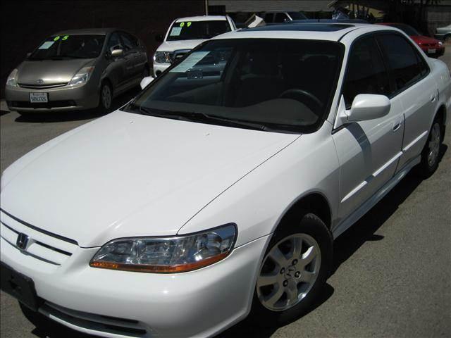 2001 Honda Accord for sale at CITY MOTOR SALES in San Francisco CA
