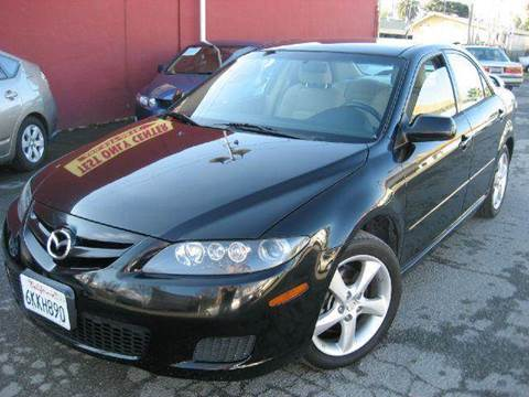 2008 Mazda MAZDA6 for sale at CITY MOTOR SALES in San Francisco CA