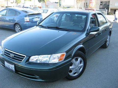 2000 Toyota Camry for sale at CITY MOTOR SALES in San Francisco CA