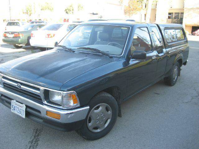 1994 Toyota Pickup for sale at CITY MOTOR SALES in San Francisco CA