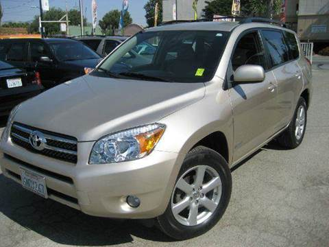 2008 Toyota RAV4 for sale at CITY MOTOR SALES in San Francisco CA